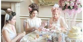 Marie Antoinette Luxury Wedding Shoot Pastel Weddings Ideas Before the Big Day Wedding Blog 001 330x166 - ФотоДевичник