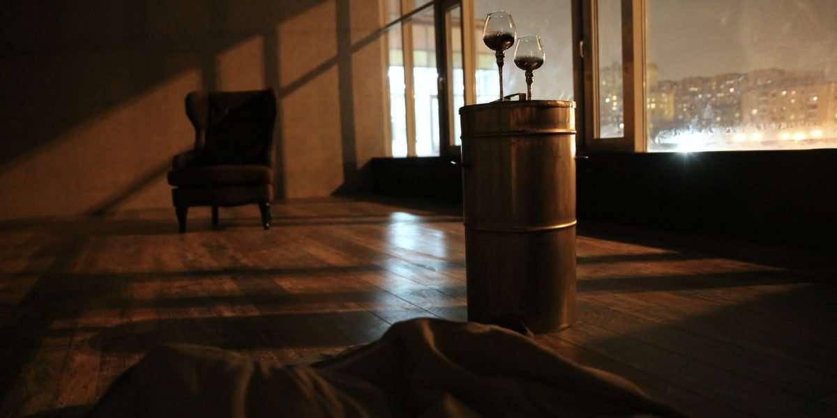 студия с кроватью куб