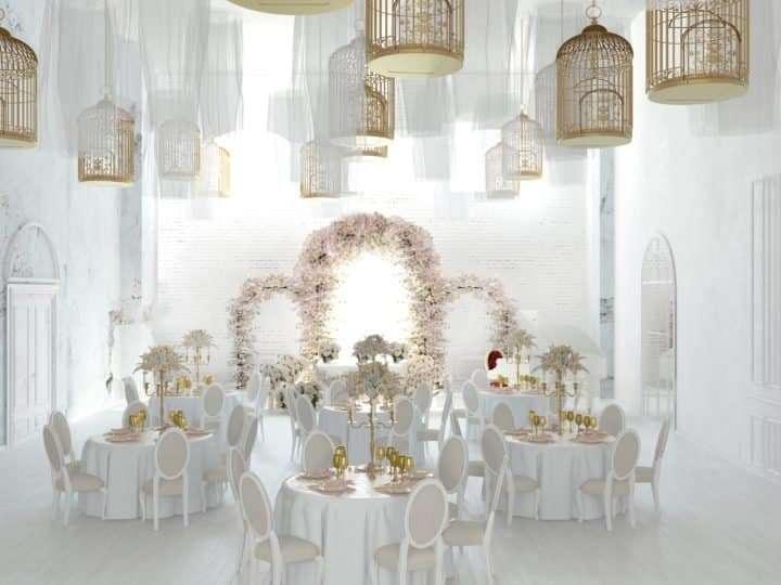 svadba milan 2 720x540 - Лофт для свадьбы в Москве