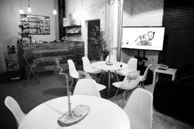 Кафе в фотостудии APRIORI PHOTO