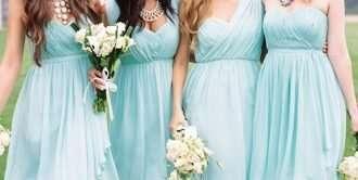 98af7d1c29bc99c71a332bb1e07d982e aqua blue bridesmaid dresses aqua bridesmaids 330x166 - ФотоДевичник