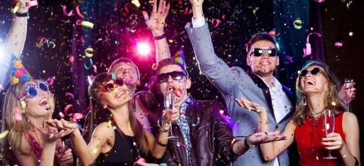 cheerful young people showered with confetti on a club party image id 139152893 1424865045 pe3h 720x329 - Аренда залов для дня рождения