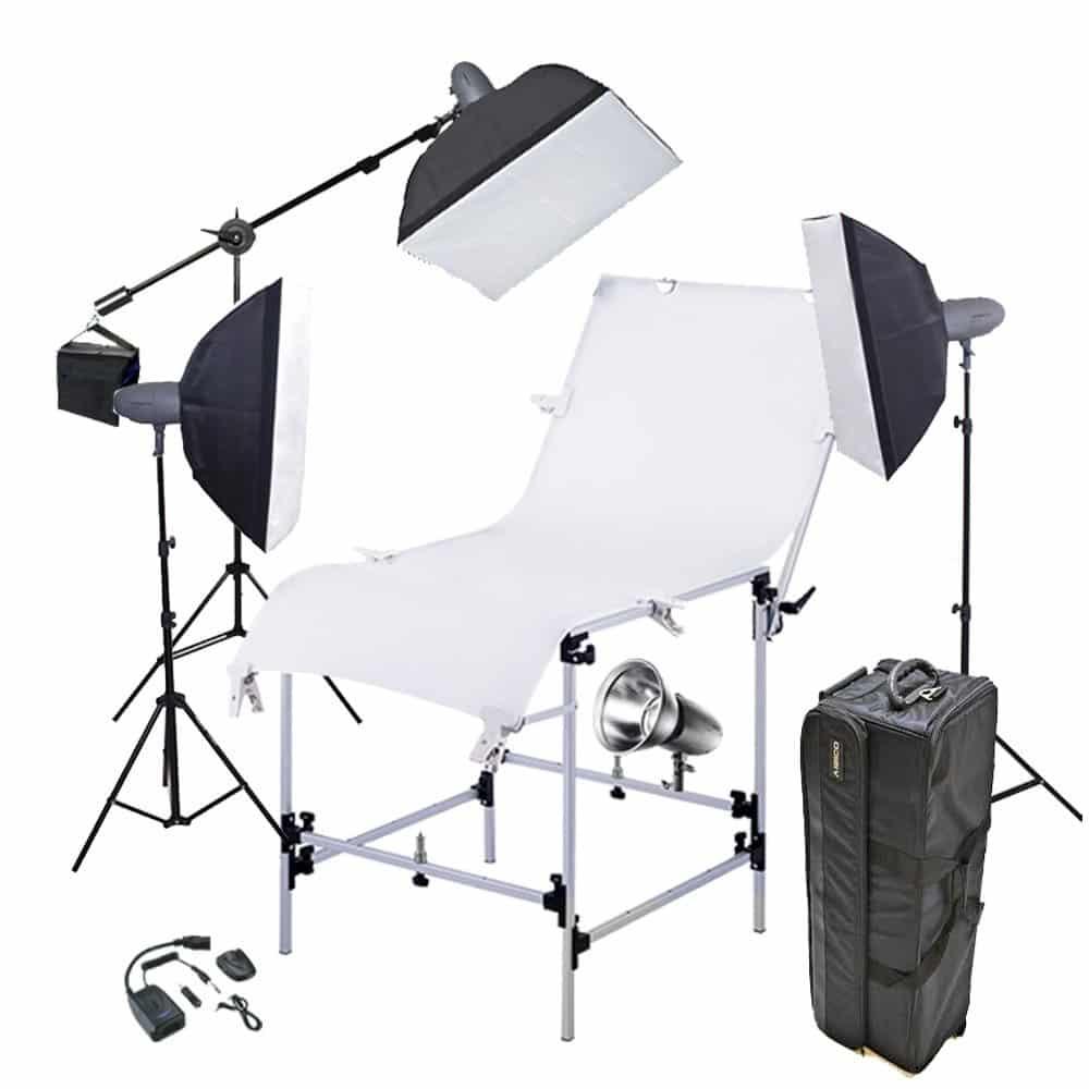 Настройки для фотостудии